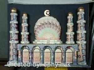 masjid 4 menara